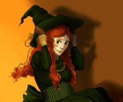 Halloween - Willow by Niladhevan