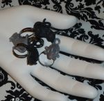 Novelty Rat Ring by Corset-Hoodies