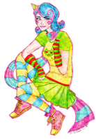 Trickster Roxy by CrimsonPearls