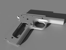 1911 frame by sterlingslivered