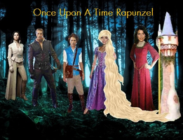 Once Upon A Time Rapunzel by misstudorwoman