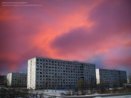 Block of Flats by MisterDedication