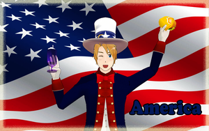 America Hatafutte Parade Wallpaper by Shake666Productions