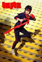 Kill la Kill: To hell with your opinion! by in-ciel