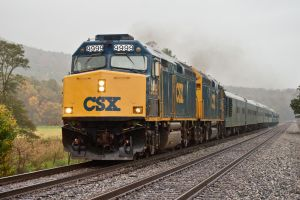 CSX Office Car Special by sullivan1985