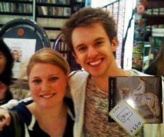Alex Day and Me! by Skiebear