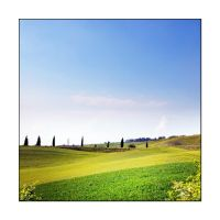Val d'Orcia II by LoRiBoX