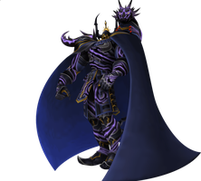 Final Fantasy IV - Golbez by sliscin