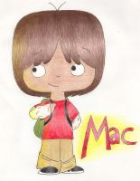 Mac-random drawing by X-Luminescence