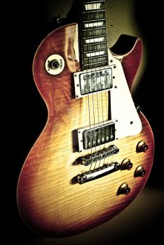 Les Paul by SDReptiles