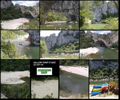 Vacances Ardeche - Vallon Pont D'arc by Naruttebayo67