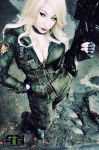 Sniper Wolf - Metal Gear Solid Cosplay by Its-Raining-Neon