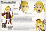 Re-Introducing Mina Augustina! by imoutoid