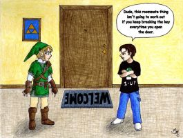 Roomie Link by Shiovra