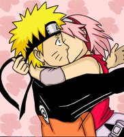 NaruSaku: Sweetest Kiss by WomanInGreen13