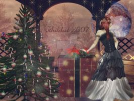 Christmas time never ends... by Ithildiel