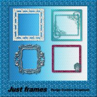 preview Just Frames by Creativescrapmom