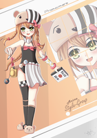 ASG Mascot Contest by Prophosphere
