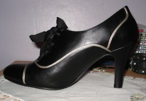 ShoeStock by MadamGrief-Stock