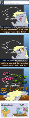 Hippocritical Humour by BrutaMod
