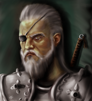 General Loghrif by andre-ma