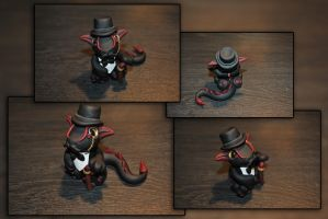 Like a Sir Dragon by KirstenBerryCrafts