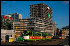 Construction Site by TramwayPhotography