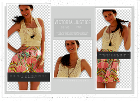 Pack Png 20 - Victoria Justice by SensePngs