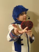 Happy Valentine's day from Kaito by VampireFreakism