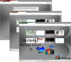 MSE 2 Google Chrome Theme by J-Lindo