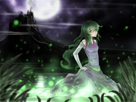 Lake of fireflies - 2012 by opcrom