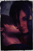 Me and my Leon. by ladykobra