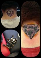 Diamond cover up by Boulger