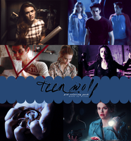teen wolf psd coloring pack by devilMisao