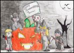 Provolino-Happy Halloween by FuriarossaAndMimma