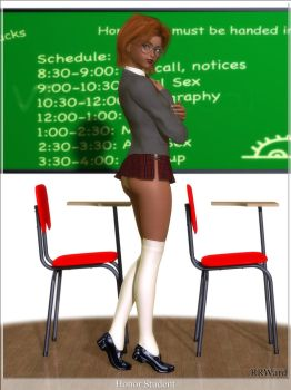 Honor Student 2012 by rrward