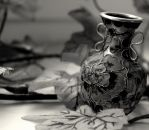 Small Chinese vase. by DD-a