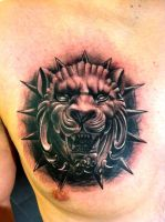 lion by jrunin