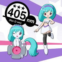 405nm (Pony mix) by Jdan-S