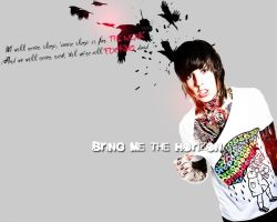 Bring Me The Horizon by InsanaFobia