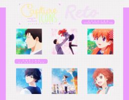Capture Icons~ by HimariHimura