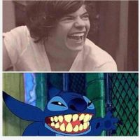Stich harry by DirectionForLyfe