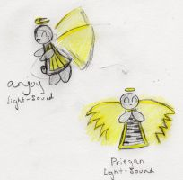 Angels we have heard on high by Echorus