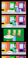 Trixie Vs The Vending Machine: Part 2 by animegx43