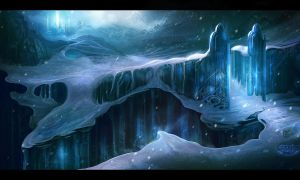 Frozen Pass by nilTrace