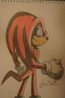 Knuckles by ahitosinea