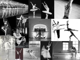 A Ballerina's Life by ChillerMethod