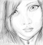 Alodia Sketch by el3ment