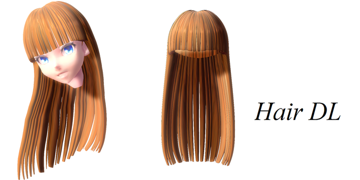 Hair DL by SunRascolnicov