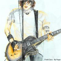 Guitar Iero by Paups